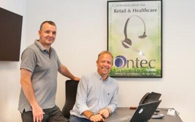 Ontec er eneforhandler af Qual digital headset i Danmark
